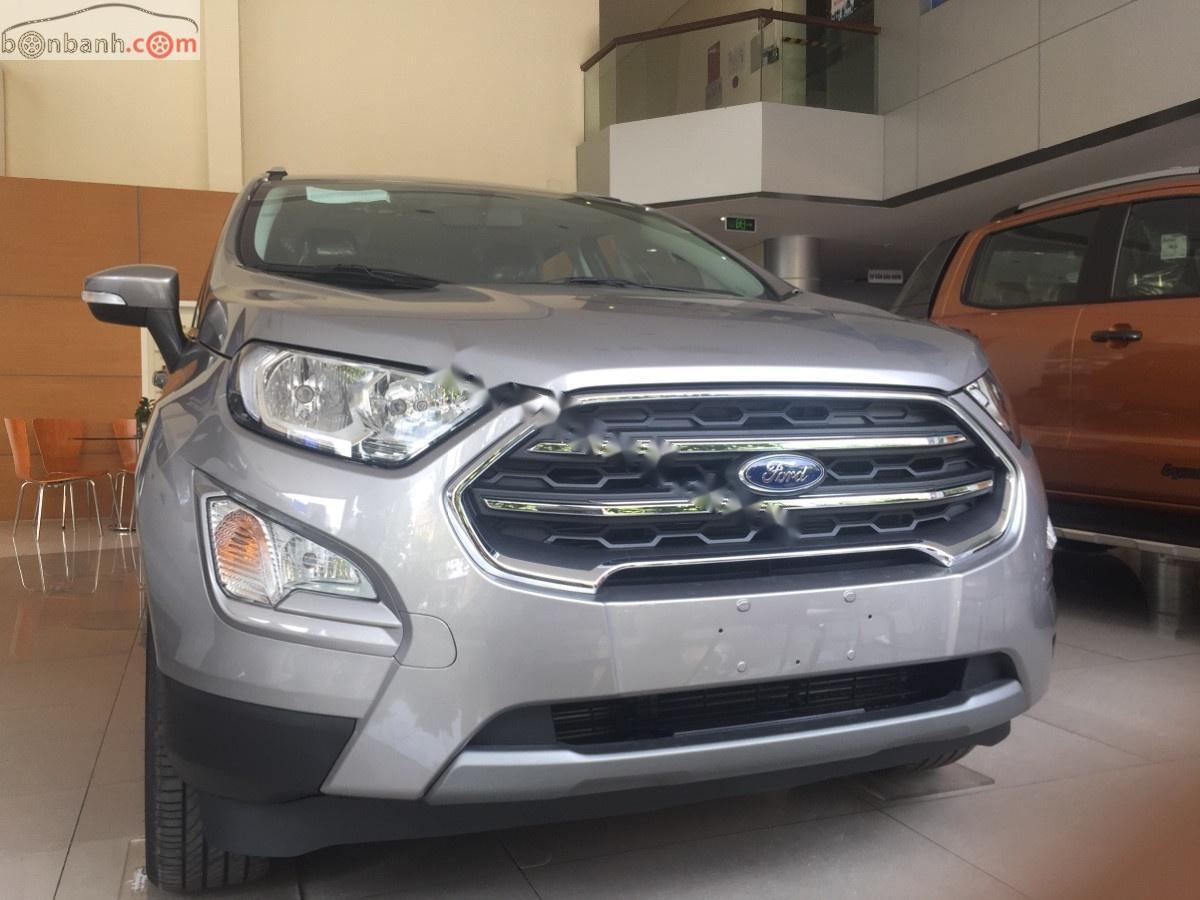 Cần bán Ford EcoSport Titanium 1.5L AT năm sản xuất 2019, màu nâu