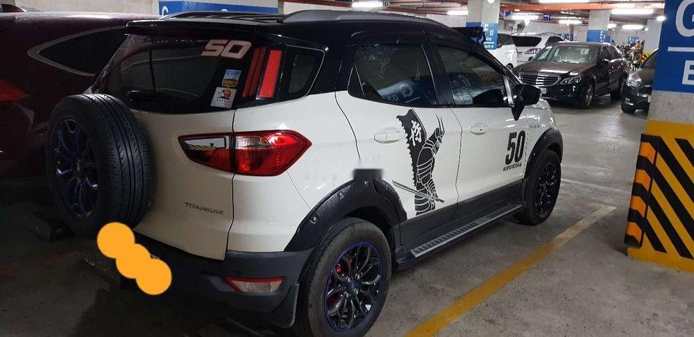 Bán Ford EcoSport sản xuất năm 2016, màu trắng, giá tốt