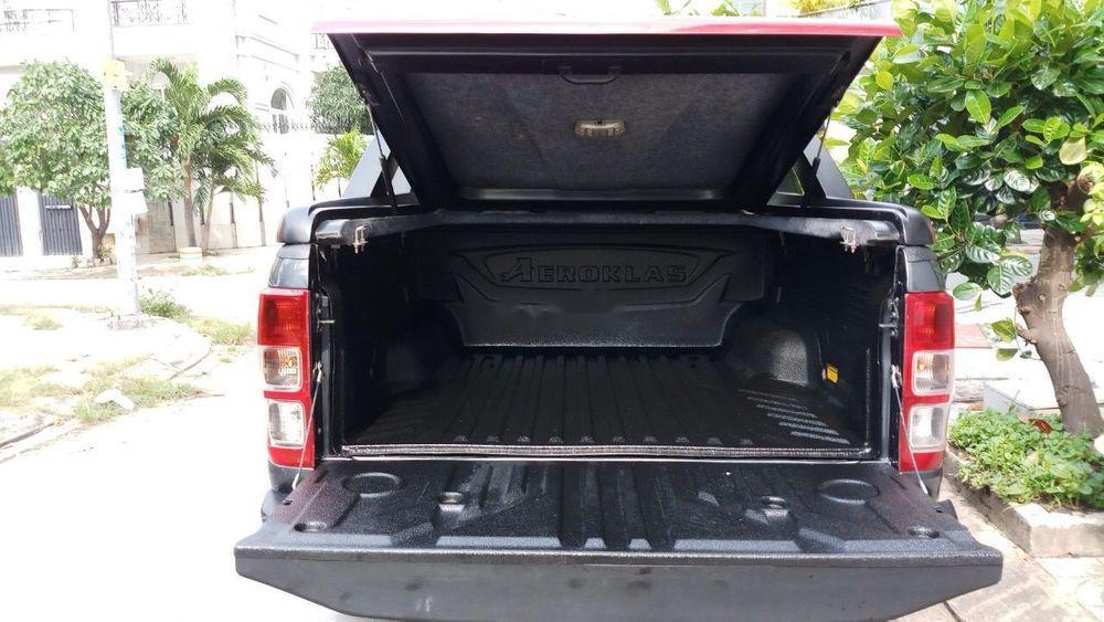 Cần bán Ford Ranger sản xuất 2015, màu xám, nhập khẩu
