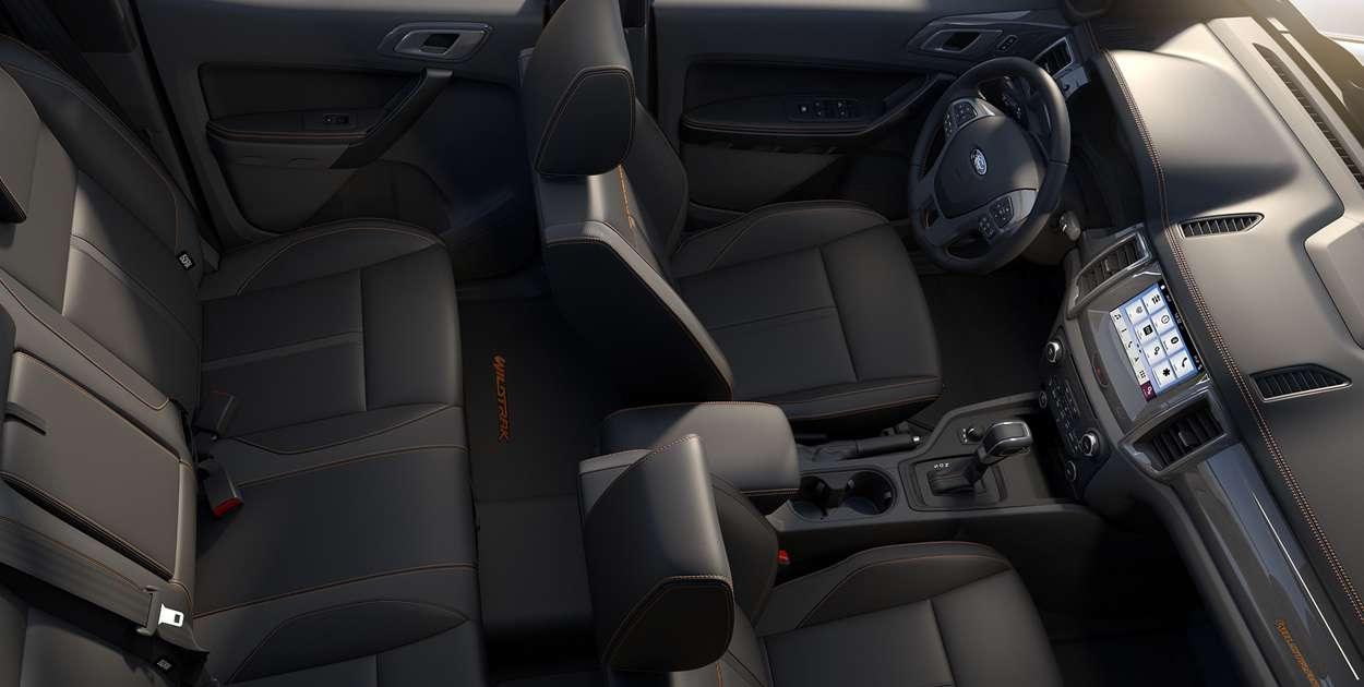 Bán Ford Ranger Wildtrak Bi-turbo 4x4, đủ màu, giá cực tốt tại Ford Quảng Ninh 0963354999
