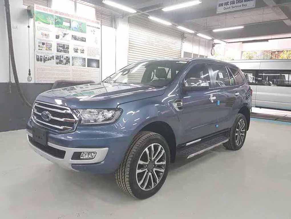 Bán xe Ford Everest 2019 tại Hà Tĩnh, khuyến mại lớn nhất trong năm, LH 0963630634