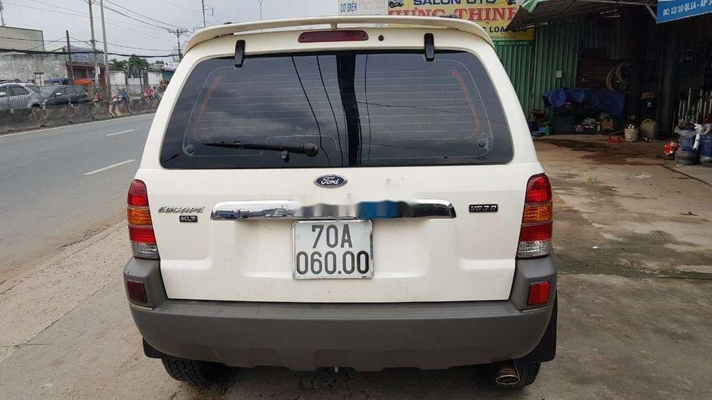 Bán ô tô Ford Escape đời 2002