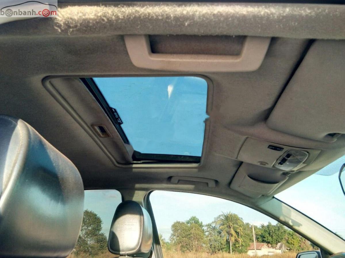 Bán xe Ford Mondeo đời 2005, màu đen, giá 198tr
