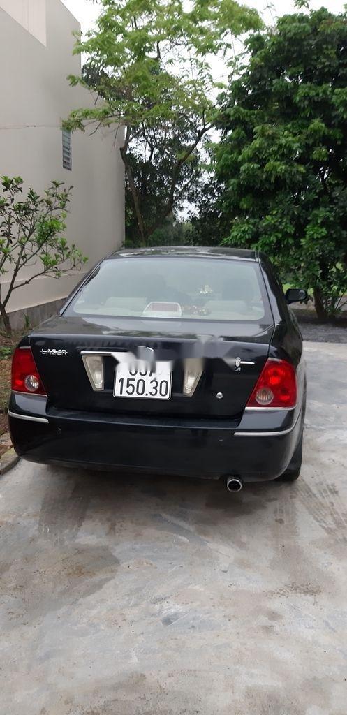 Cần bán lại xe Ford Laser đời 2003, màu đen, nhập khẩu nguyên chiếc, giá tốt