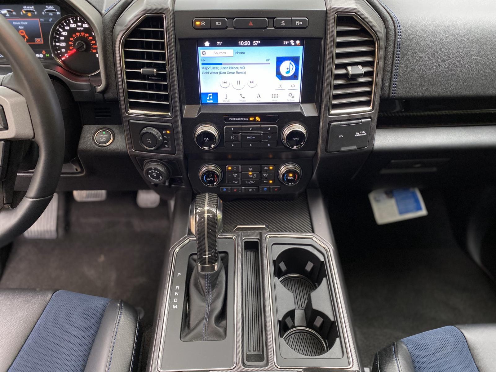 Ford F150 Raptor 2020, màu xanh, nhập khẩu Mỹ - Giá tốt nhất Hà Nội