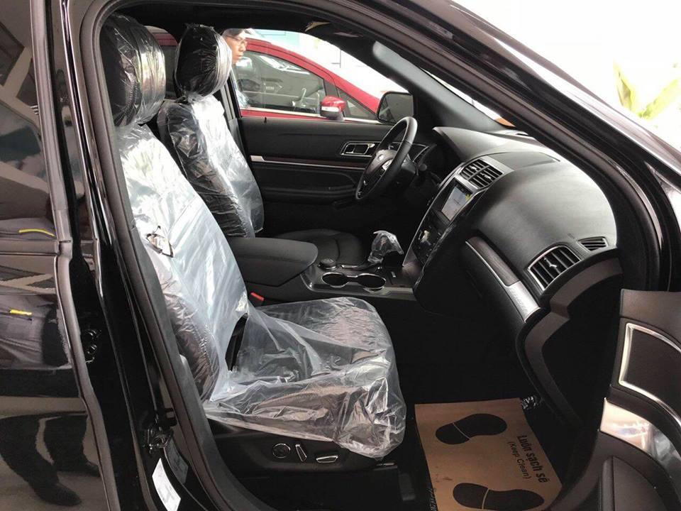 Cần bán xe Ford Esplorer 2.3L Ecoboost đời 2019, màu xám, nhập khẩu chính hãng