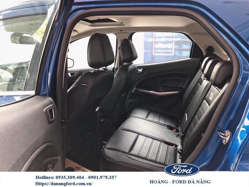 Ford Ecosport - Nhiều màu giao trong tháng này