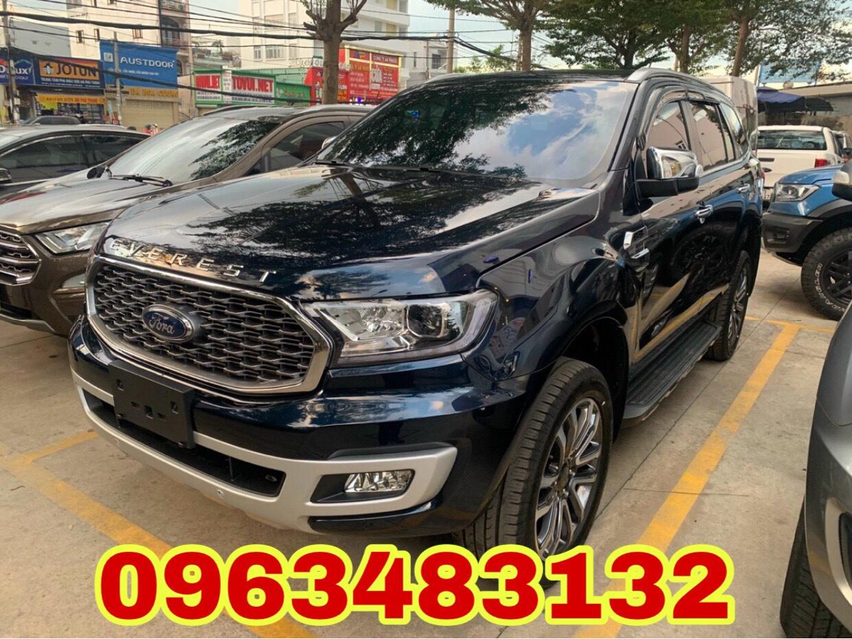 Tư vấn mua xe Ford Everest trả góp, giá tốt siêu ưu đãi tại An Đô Ford