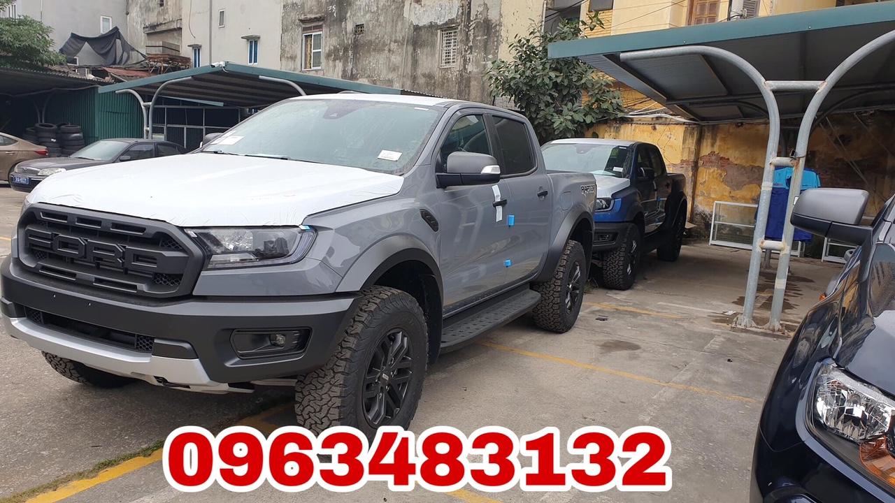 Bảng Giá xe Ford Ranger Raptor 2021 tại Lào Cai, Hỗ trợ Trả Góp 85%, Giao xe ngay