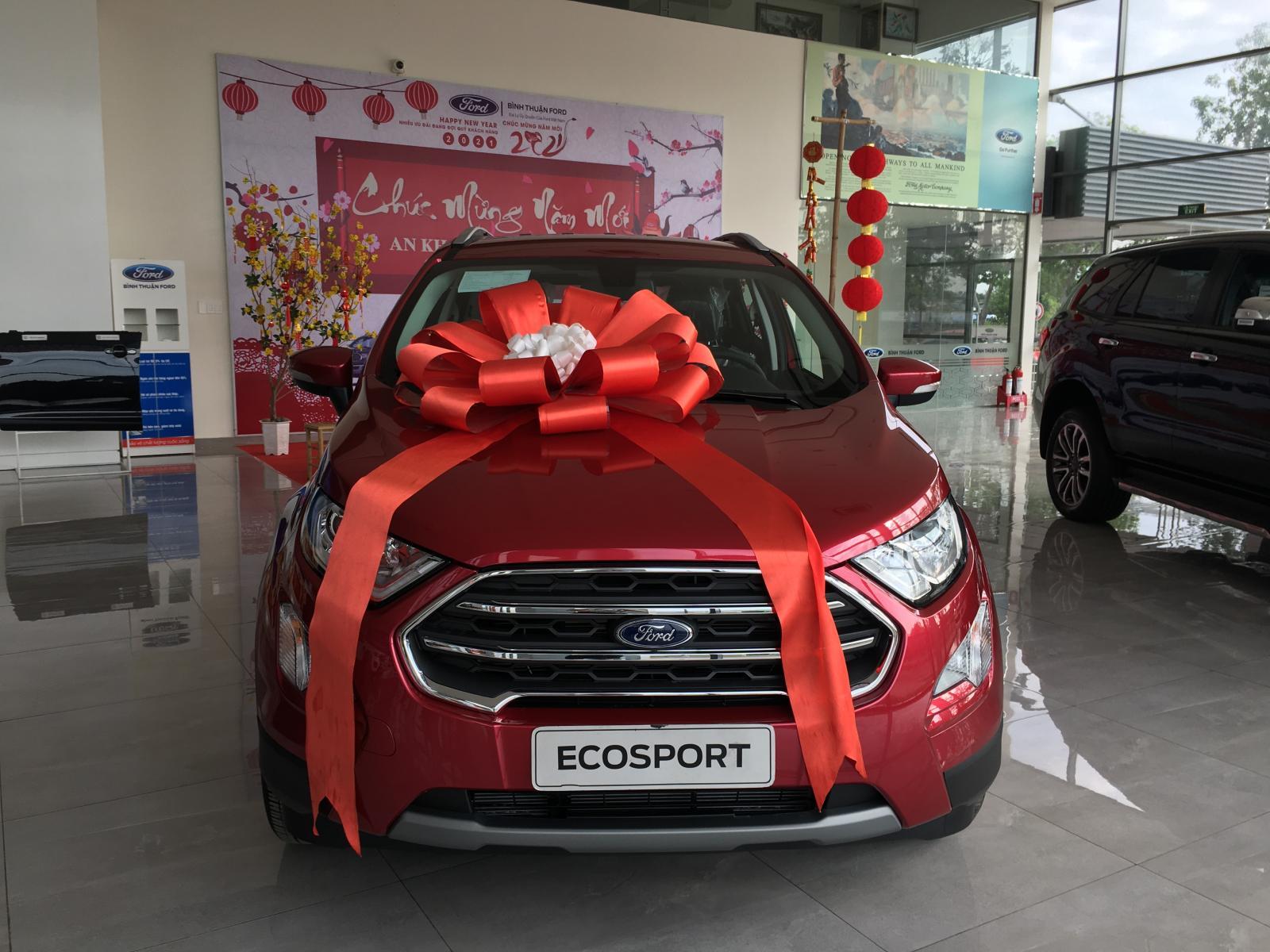 Bán xe Ford Ecosport Titanium 1.5L AT 2021 mới 100%