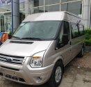 Xe Ford Transit Tiêu chuẩn đời mới tại Thái Nguyên, màu bạc, giá bán cực tốt có thương lượng giá 790 triệu tại Thái Nguyên