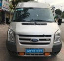 Cần bán gấp Ford Transit 2.4L đời 2009, màu hồng phấn  giá 368 triệu tại Hà Nội