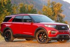 Ford Explorer 2020 vừa ra mắt đã giảm giá bán tại quê nhà