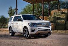 Ford Expedition 2020 ra mắt bản King Ranch sang trọng