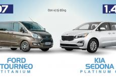 Chọn Ford Tourneo hay Kia Sedona trong tầm giá hơn 1 tỷ đồng?