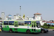 Tạm ngưng hoạt động của xe buýt, taxi và vận tải hành khách trên toàn quốc