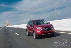 Ford EcoSport 2020 chính thức ra mắt sau bao ngày chờ đợi