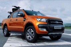 Ford Ranger giữ thế thượng phong phân khúc bán tải 2020