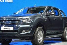 Ford Ranger 4X4 LT sản xuất 2018, màu xám, nhập khẩu nguyên chiếc,754 triệu giá 754 triệu tại Tp.HCM