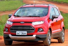 Ford EcoSport titanium đời 2019, màu đỏ,630 triệu giá 630 triệu tại Tp.HCM