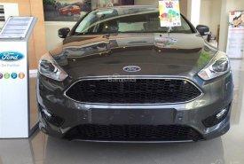 Xe Ford Focus 1.5L Titanium 5 cửa năm 2018, màu xám giá cạnh tranh, Hỗ trợ trả góp tại Hải Dương giá 735 triệu tại Hải Dương