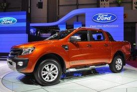 Bán Ford Ranger WILDTRACK 2.0L đời 2019, màu cam, xe nhập,838 triệu giá 838 triệu tại Tp.HCM