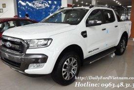 Bán Ford Ranger Wildtrak 3.2 AT 4x4 đời 2018, Hỗ trợ trả Góp tại Lào Cai giá 874 triệu tại Lào Cai