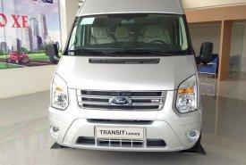 Bán xe Ford Transit Luxury đời mới tại Hà Nội, màu bạc, giá tốt nhất thị trường giá 830 triệu tại Hà Nội