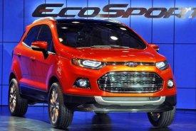 Cần bán xe Ford EcoSport 1.5L AT đời 2019, ,màu cam đỏ, giá chỉ 593triệu giá 593 triệu tại Tp.HCM