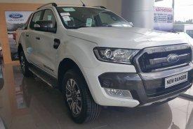 Cần bán Ford Ranger Wiltrak 3.2 AT 4x4 đời 2018, màu trắng, hỗ trợ trả góp tại Vĩnh Phúc giá 883 triệu tại Vĩnh Phúc