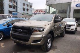 Giá ô tô Ford Ranger XL 4x4 MT đời 2018 rẻ nhất, màu vàng, hỗ trợ trả góp tại Cao Bằng  giá 575 triệu tại Cao Bằng
