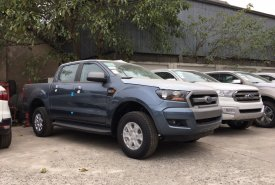 Cần bán xe Ford Ranger XLS 4x2 MT đời 2019 tại Vĩnh Phúc, màu xanh lam, nhập khẩu, giá chỉ 625 triệu giá 625 triệu tại Vĩnh Phúc