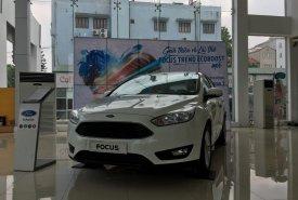 Bán xe Ford Focus Trend Ecoboost 1.5 đời 2018, màu trắng, 610tr giá 610 triệu tại Hà Nội