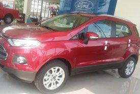 Bán xe Ford EcoSport 1.5L MT đời 2017, màu đỏ giá 585 triệu tại Tp.HCM