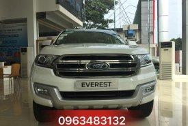 Giao ngay Ford Everest Trend 2.2L AT đời 2018 màu trắng tại An Đô Ford, L/h: 0963483132 giá 1 tỷ 185 tr tại Hà Nội