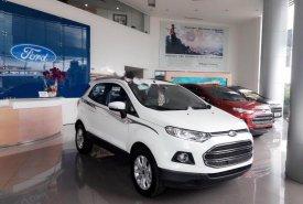 Bán xe Ford EcoSport Titanium 1.5L AT đời 2017, màu trắng giá 558 triệu tại Cần Thơ
