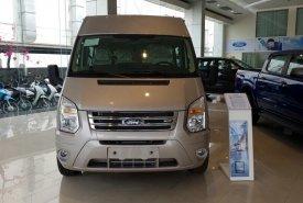 Cần bán Ford Transit 16 chỗ, đời 2017, liên hệ Hotline báo giá xe Ford rẻ nhất: 093.114.2545 - 097.140 giá 790 triệu tại Phú Yên