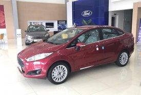 Cần bán Ford Fiesta 1.5L AT Titanium, đời 2018. Giá xe chưa giảm. LH Hotline báo giá xe Ford 2018 rẻ nhất: 093.114.2545 giá 525 triệu tại Bình Định