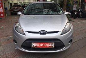 Auto Gia Nguyên bán xe Ford Fiesta 1.6 AT 2011, màu bạc giá 340 triệu tại Hà Nội