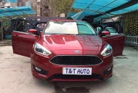 Bán Ford Focus Ecoboost năm 2016, màu đỏ giá 695 triệu tại Hà Nội