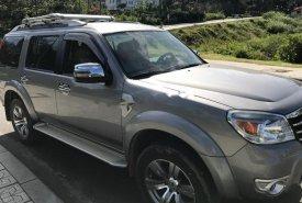 Chính chủ bán Ford Everest 2.5L 4x2 MT đời 2012, màu xám giá 580 triệu tại Lâm Đồng