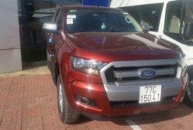 Cần bán xe Ford Ranger đời 2017, nhập khẩu giá 634 triệu tại Phú Yên