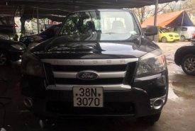 Bán ô tô Ford Ranger XL sản xuất năm 2009, màu đen giá 310 triệu tại Hà Nội