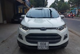Bán Ford EcoSport sản xuất năm 2015, màu trắng giá cạnh tranh giá 540 triệu tại Đồng Nai