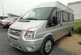 Bán xe Ford Transit 2019, màu bạc, hồng phấn, đen và trắng, LH: 0918889278 để được tư vấn về xe và nhận khuyến mãi giá 760 triệu tại Tp.HCM