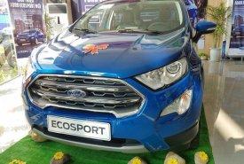 Cần bán ngay xe Ford EcoSport Titanium, Trend và Ambiente 2019, hỗ trợ ngân hàng lên đến 90%, LH ngay: 0935437595 giá 640 triệu tại Tp.HCM