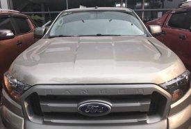 Bán ô tô Ford Ranger XLS AT đời 2016, màu ghi vàng, xe còn mới đẹp giá tốt nhất thị trường Hotline: 090.12678.55 giá 610 triệu tại Tp.HCM