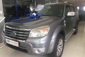 Cần bán xe Ford Everest đời 2009, màu xám, giá tốt nhất thị trường Hotline: 090.12678.55 giá 530 triệu tại Tp.HCM