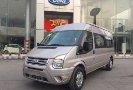 Bán xe Ford Transit 2018, trả góp 90%, chỉ cần 150tr nhận xe ngay, giảm giá lên tới 60tr đồng cùng nhiều khuyến mãi giá 810 triệu tại Hà Nội