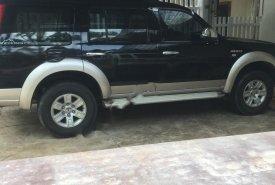 Bán xe Ford Everest 2.5L 4x2 MT đời 2008, màu đen giá cạnh tranh giá 370 triệu tại Đồng Nai